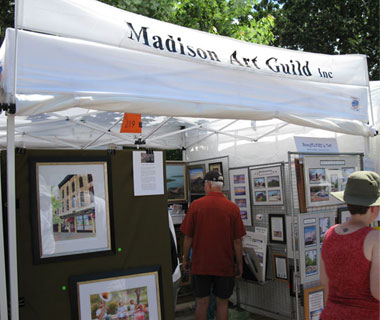 Art Fair Madison WI MAG